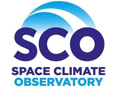 Logo du Space Climate Observatory